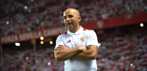 Sampaoli comanda o Sevilla; técnico argentino é sensação na Europa com ofensividade