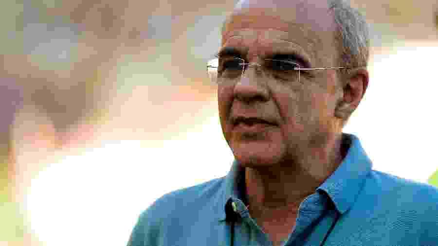 Eduardo Bandeira de Mello foi presidente do Flamengo de 2013 a 2018 - Thiago Ribeiro/AGIF