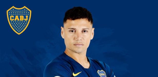 Zárate foi a principal contratação do Boca, mas vem em má fase recente - Divulgação