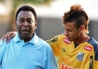 """Neymar parabeniza Pelé por aniversário de 78 anos: """"vida longa ao Rei"""" - Reprodução"""