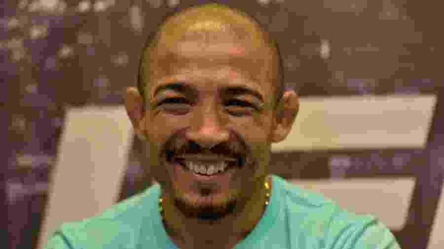José Aldo enfrenta Marlon Moraes no UFC 245 - Thiago Ribeiro/AGIF
