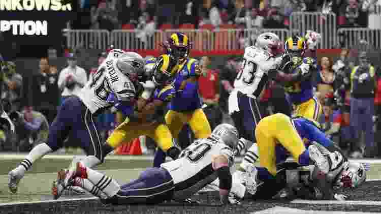 Super Bowl 2019  Patriots vencem e igualam Steelers como maiores ... c1a12ace05f33