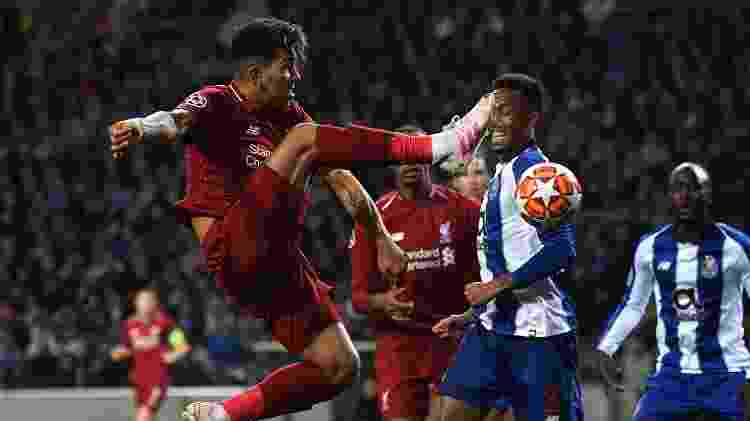 Firmino - Paul ELLIS / AFP - Paul ELLIS / AFP