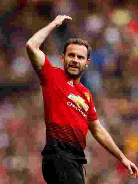 Juan Mata pode deixar o Manchester United, aponta a imprensa britânica - Jason Cairnduff/Reuters