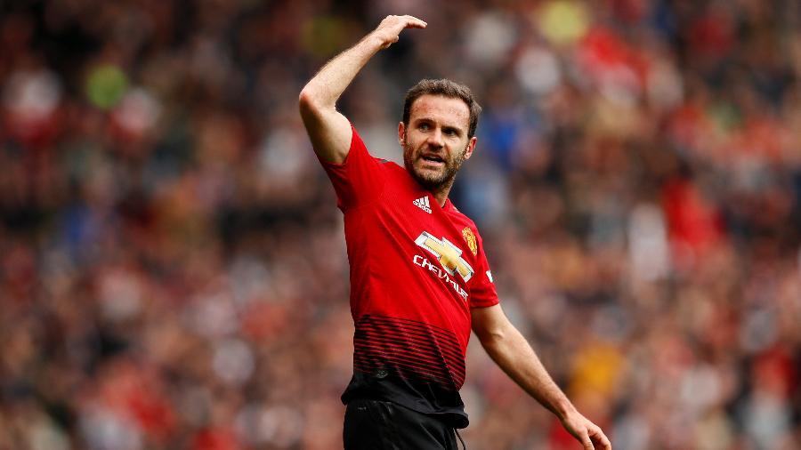 Juan Mata pode renovar por mais uma temporada - Jason Cairnduff/Reuters