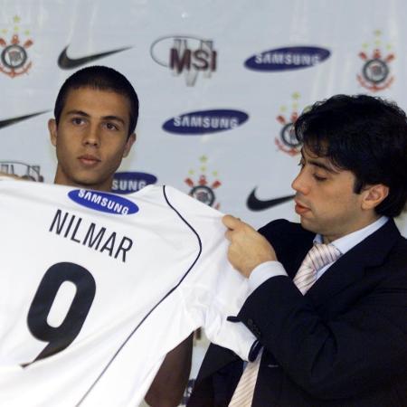 O ex-atacante Nilmar atuou no Corinthians em 2005 - Fernando Santos/Folhapress