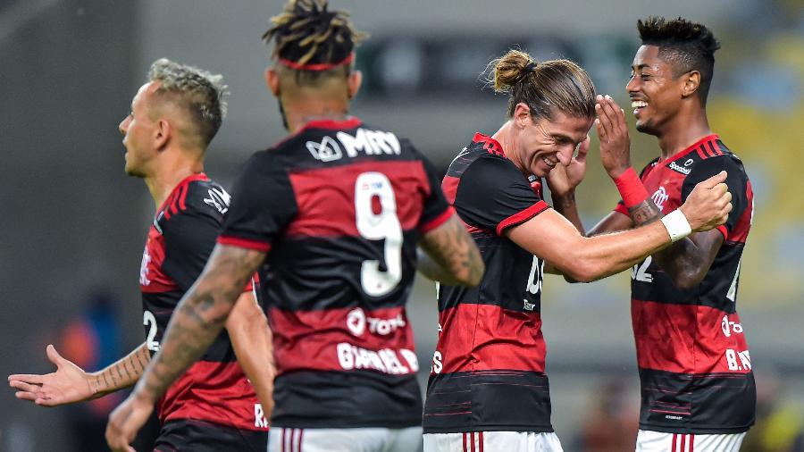Duelo entre Flamengo e Boavista será transmitido no Facebook - Thiago Ribeiro/AGIF