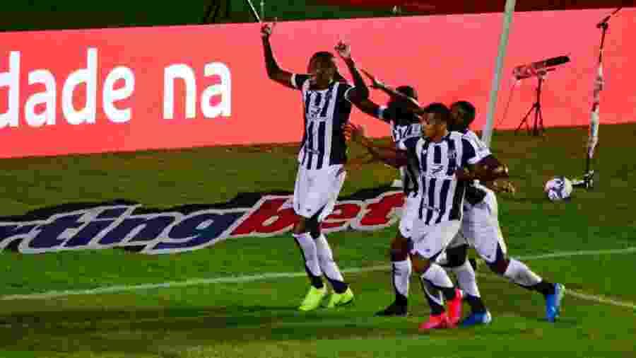 Ceará vem de título na Copa do Nordeste, sobre o Bahia, na última terça-feira - JHONY PINHO/AGIF/ESTADÃO CONTEÚDO