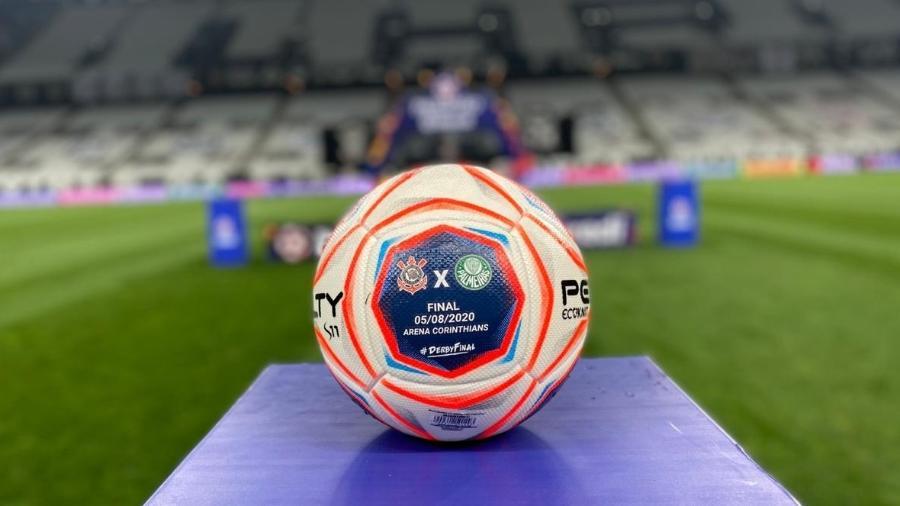 Final do Paulista de 2020 foi disputada entre Palmeiras e Corinthians; temporada atual é incerta - Divulgação/Corinthians