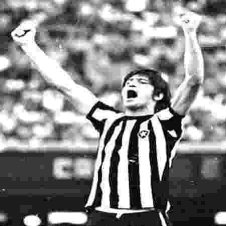 Rodolfo Fischer defendeu o Botafogo entre 1972 a 1976 - Reprodução