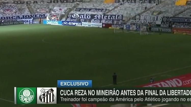 Cuca - Vinicius Nicoletti/ESPN - Vinicius Nicoletti/ESPN