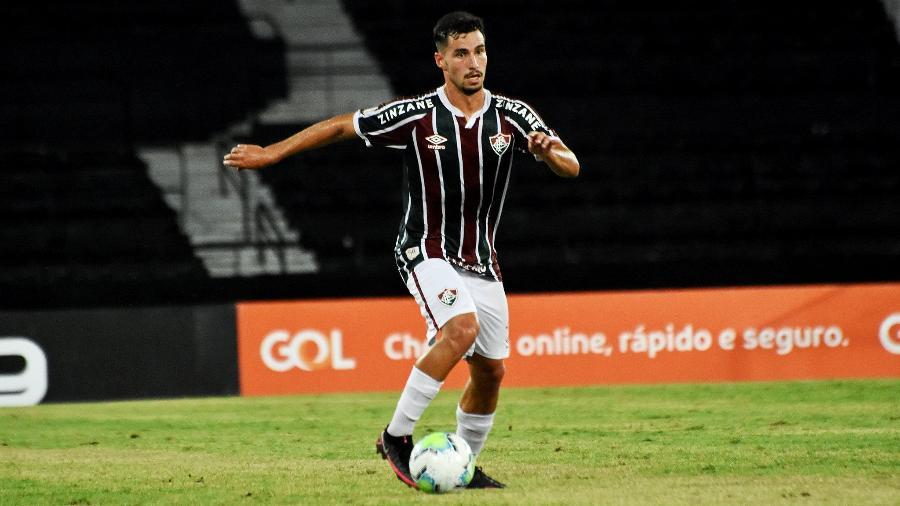 Volante Martinelli vem sendo um dos destaques do Fluminense nesta reta final de Brasileiro - Mailson Santana / Fluminense F.C.