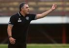 Chamusca defende Rafael Carioca e vê Botafogo sem