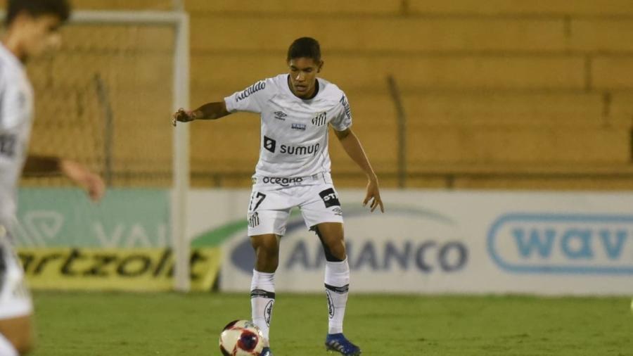 Novorizontino x Santos, pelo Campeonato Paulista - Divulgação / Santos FC