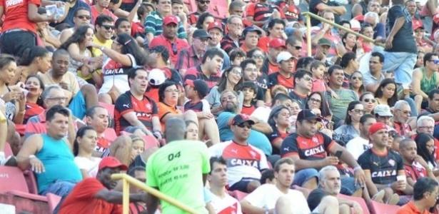 Barradão terá preliminar, pipoca e guaraná neste domingo