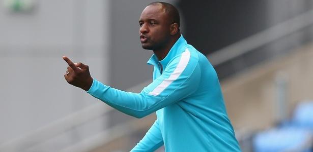 Patrick Vieira afirmou ser mais difícil ser treinador na MLS do que na Europa