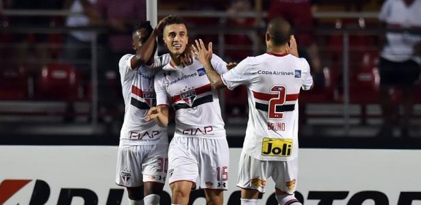 Atual contrato do volante com o São Paulo vai até junho de 2017