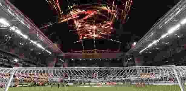 Estádio Independência é o principal local dos jogos do Atlético em Belo Horizonte - AFP PHOTO / DOUGLAS MAGNO