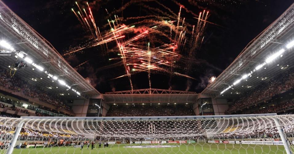 Estádio Independência para Atlético-MG x São Paulo, na Libertadores