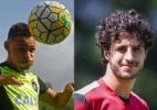 Fotomontagem: Vitor Silva/SSPress/Botafogo e Julia Chequer/Folhapress