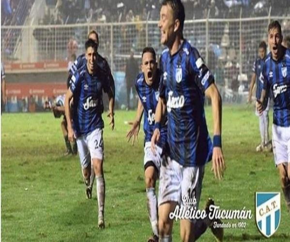 Uniforme do Atlético Tucumán (Argentina)