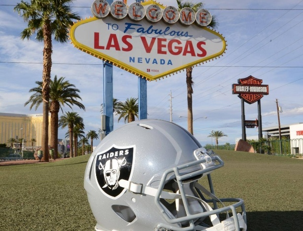 NFL anuncia mudança do Raiders de Oakland para Las Vegas