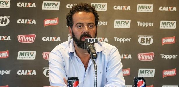 De acordo com Daniel Nepomuceno, mudança de treinador é para manter o Atlético-MG na briga por títulos