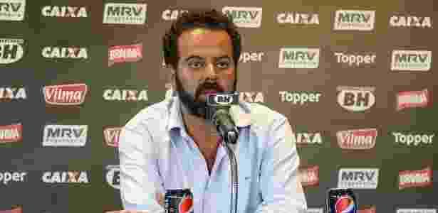 De acordo com Daniel Nepomuceno, mudança de treinador é para manter o Atlético-MG na briga por títulos - Bruno Cantini/Clube Atlético Mineiro