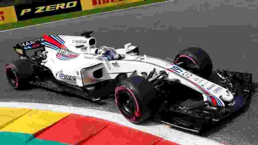 Felipe Massa participa de treino na Bélgica - Reuters