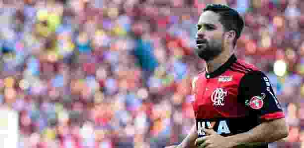 Diego é referência na equipe do Flamengo - Thiago Ribeiro/AGIF