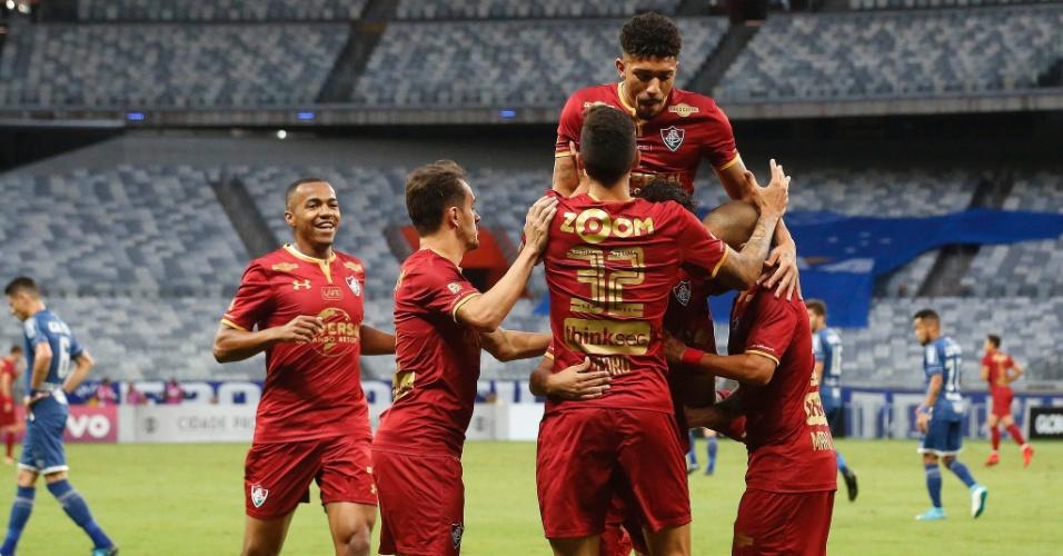 Fluminense tenta renovar imagem e apagar fama de clube elitista ... 315569df4e0ee