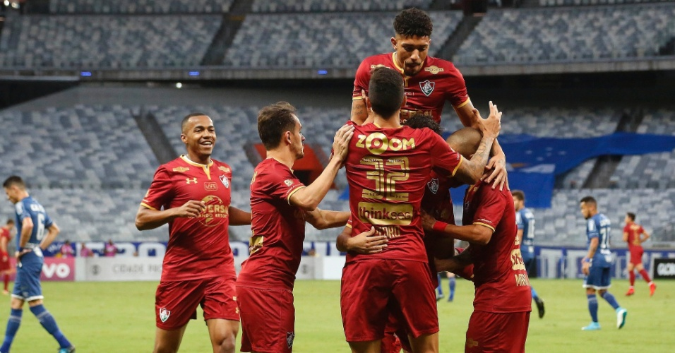 Fluminense tenta renovar imagem e apagar fama de clube elitista ... 8ed07494dd761