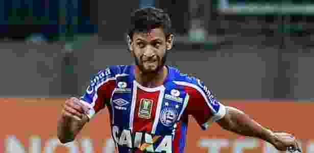 Juninho Capixaba é desejo do Corinthians para a temporada 2018 - Marcelo Malaquias/EC Bahia