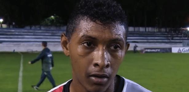 Igor ficou um mês longe do filho para se preparar para o torneio no Maranhão