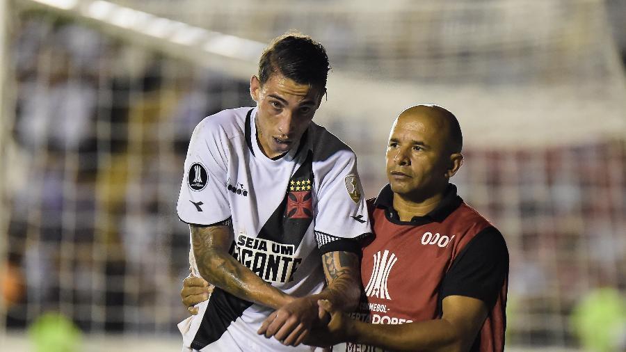 c8ce66c459e0b Jogadores do Vasco são assaltados após vitória sobre Resende no Rio