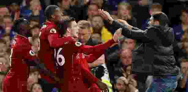 Sturridge evitou a derrota do Liverpool no Stamford Bridge - Reuters/John Sibley  - Reuters/John Sibley