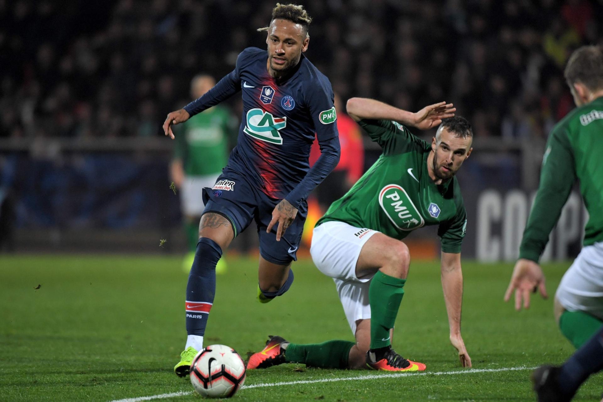Técnico diz que Neymar está feliz e quer mostrar ser capaz de liderar o PSG  - Esporte - BOL ebbab837ffc8e