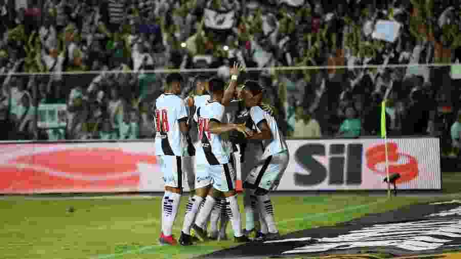 Vasco venceu o Serra por 2 a 0 e se classificou para a terceira fase da Copa do Brasil - Carlos Gregório Júnior / Site oficial do Vasco