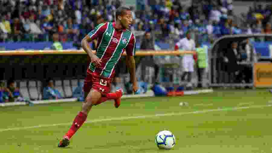 LUCAS MERÇON / FLUMINENSE F.C.