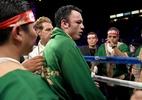 Rival de Anderson Silva no boxe foi vaiado duas vezes após abandonar lutas