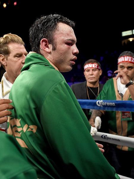 Julio César Chavez Jr. abandonou a luta contra Andrzej Fonfara; ele deve enfrentar Anderson Silva - Harry How/Getty Images