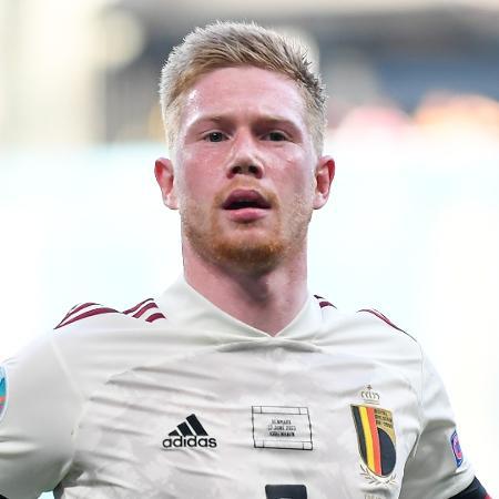 De Bruyne lamenta eliminação da Bélgica na Eurocopa - Stuart Franklin/Getty Images