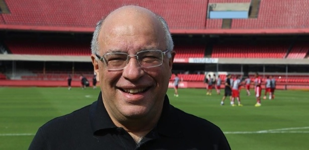 Ataíde foi expulso do conselho do São Paulo e pediu demissão do cargo de diretor - Rubens Chiri/saopaulofc.net