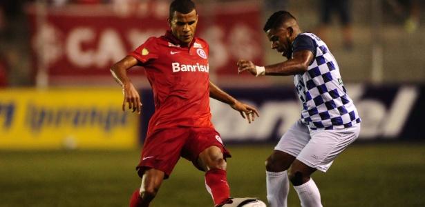 Ernando foi herói do Inter ao marcar o gol que colocou o time na final do Gauchão