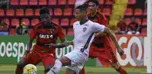 Richarlison atuou como titular diante do Sport - Mailson Santana/Fluminense FC
