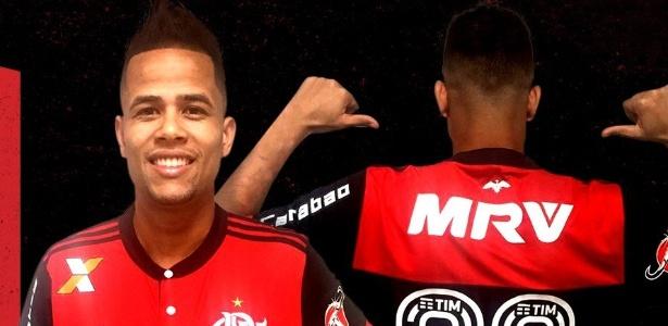 530053e8c17a1 Flamengo confirma contratação de Geuvânio por empréstimo até fim de ...