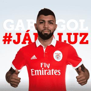 Divulgação/Benfica