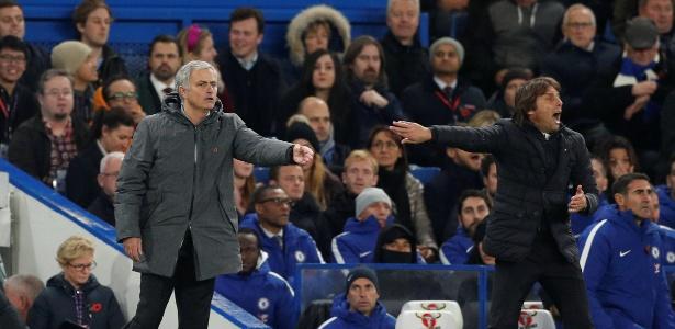 Treinadores não se cumprimentaram durante a última partida entre os clubes na Inglaterra