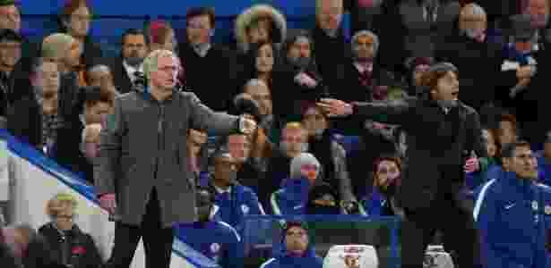 fe5eb775bc Esquentou! Técnico do Chelsea chama Mourinho de