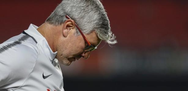 Odair Hellmann não se sente pressionado no comando técnico do Internacional - Marcello Zambrana/AGIF